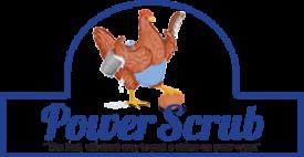 Power Scrub Egg Washer logo